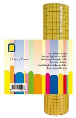 2 sided adhesive foil raster 32 1rl 10mt