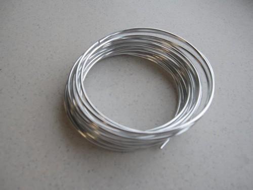 aluminum wire silver 6mt