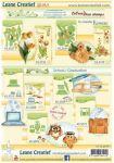 boeken leaflets