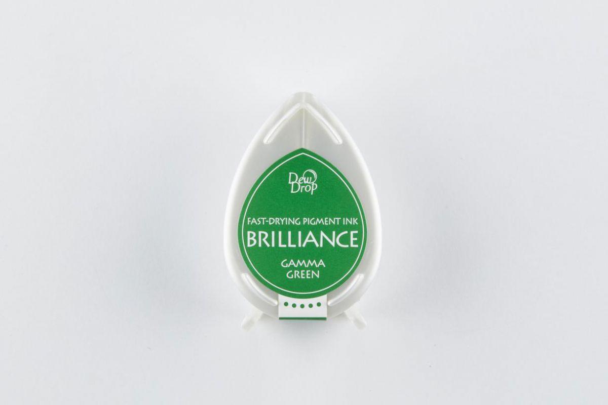 brilliance dew drop stempelkissen gamma green bd000021