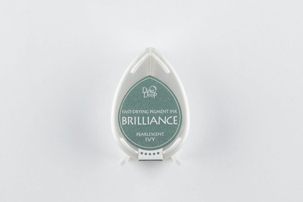 brilliance dew drop stempelkissen pearlescent ivy bd000064