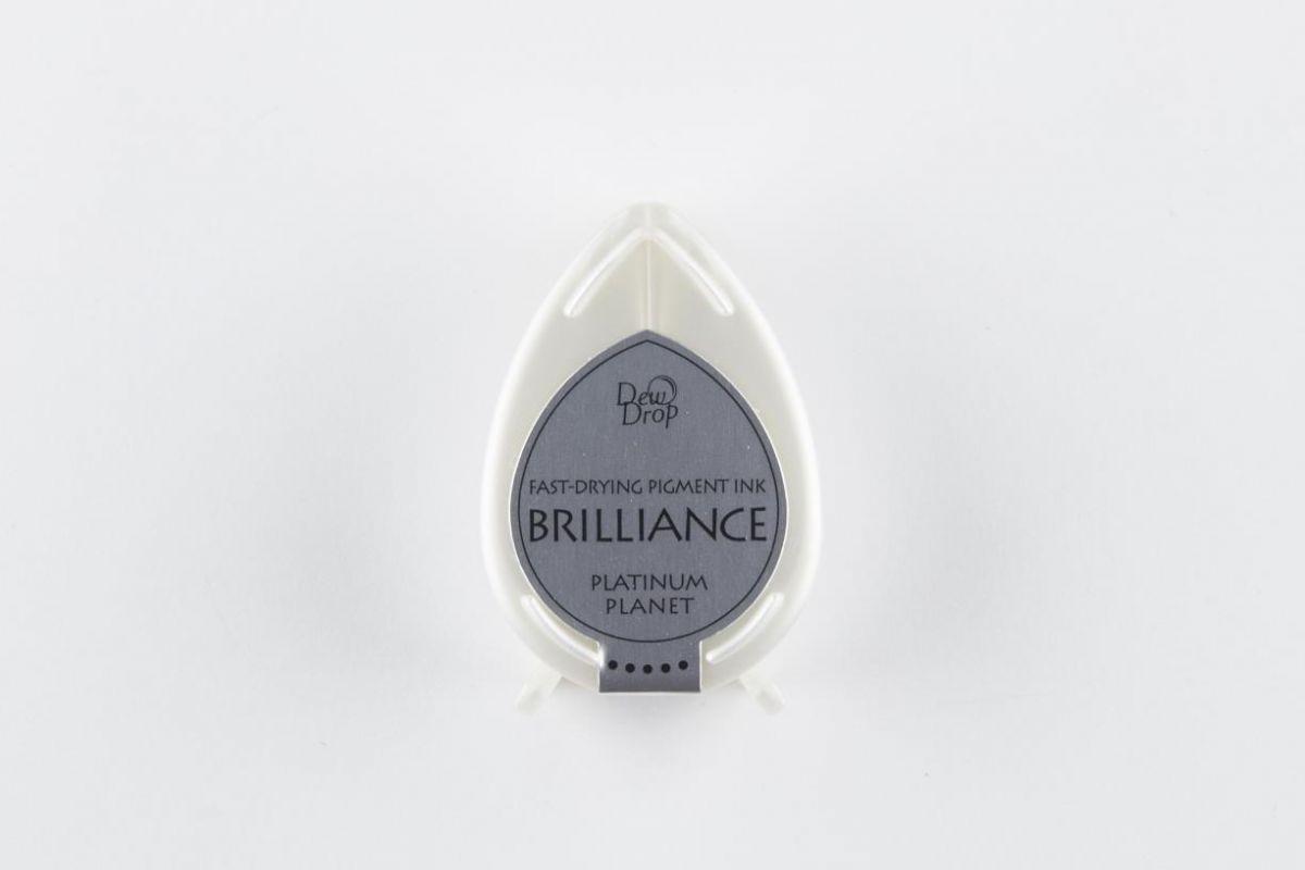 brilliance dew drop stempelkissen platinum planet bd000092