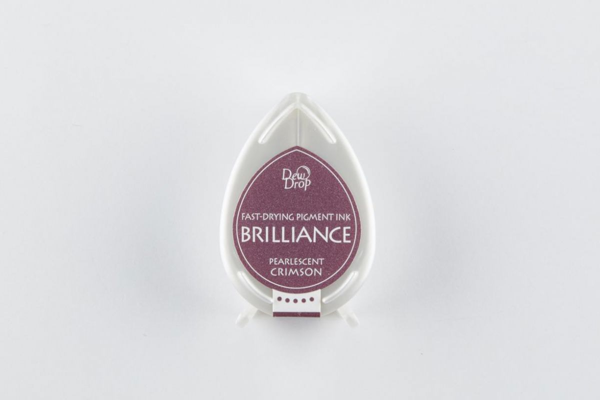 brilliance dew drop tampon pearlescent crimson bd000062