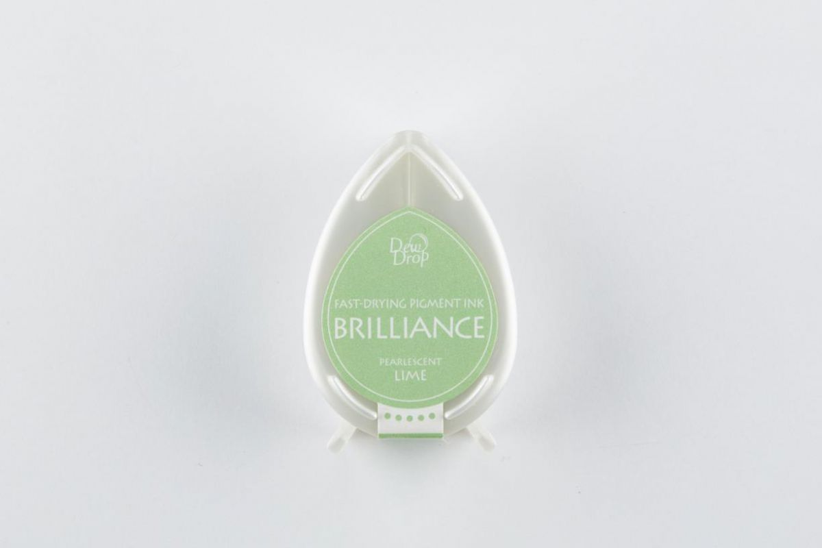 brilliance dew drop tampon pearlescent lime bd000042