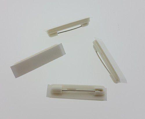 brochespelden wit met zelfklevend foam 32mm 4 st 118081162