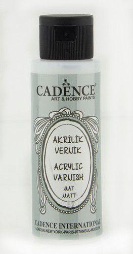 cadence acryl vernis mat 02 002 0001 0070 70 ml