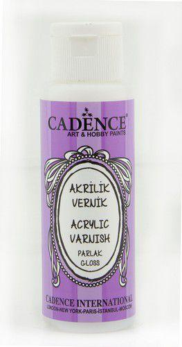 cadence acrylic varnish gloss 02 001 0001 0070 70 ml