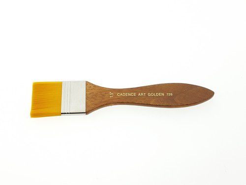 cadence ca 726 golden synthetic basecoating brush 15 04 018 726 no15 38mm