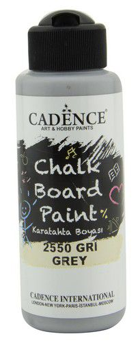 cadence chalkboardfarbe grau 01 006 2550 0120 120 ml