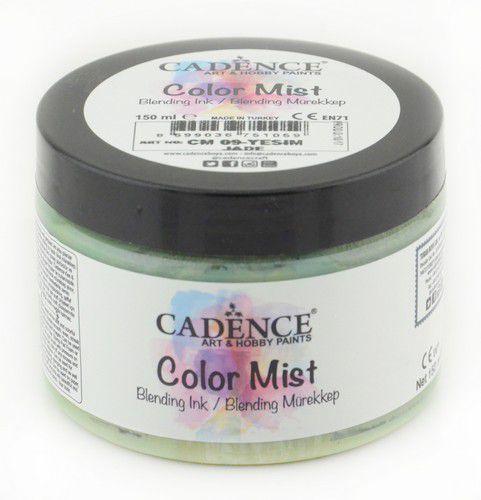 cadence color mist bending ink farbe jade 01 073 0009 0150 150 ml