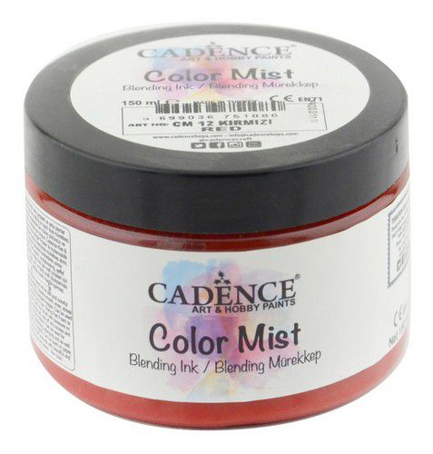 cadence color mist bending ink farbe rot 01 073 0012 0150 150 ml