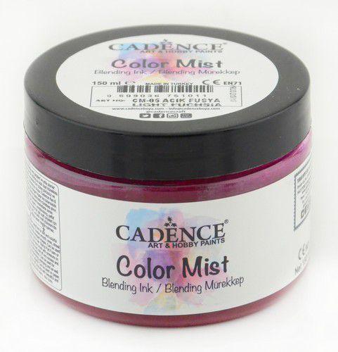 cadence color mist bending ink paint light fuchsia 01 073 0005 0150 150 ml