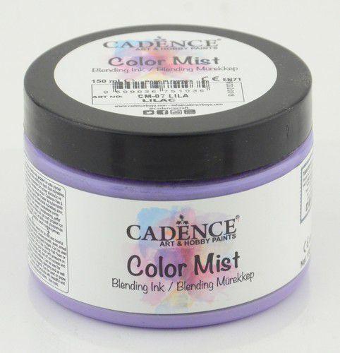 cadence color mist bending ink paint lilac 01 073 0007 0150 150 ml