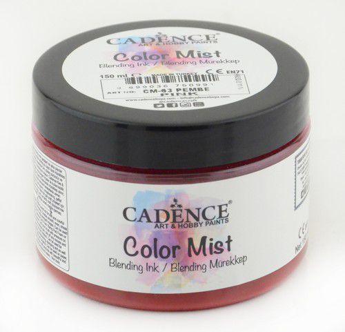 cadence color mist bending ink paint pink 01 073 0003 0150 150 ml