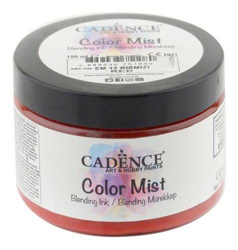 cadence color mist bending ink paint red 01 073 0012 0150 150 ml