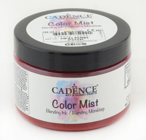 cadence color mist bending peinture dencre rose 01 073 0003 0150 150 ml