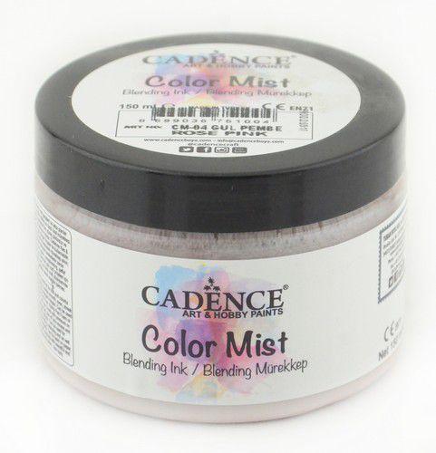 cadence color mist bending peinture dencre rose rose 01 073 0004 0150 150 ml