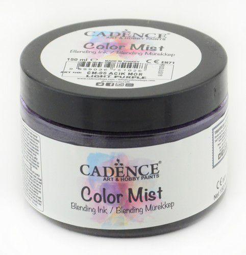 cadence color mist bending peinture dencre violet clair 01 073 0006 0150 150 ml