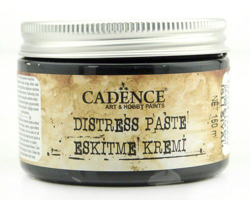 cadence distresspasta black soot 01 071 1305 0150 150 ml