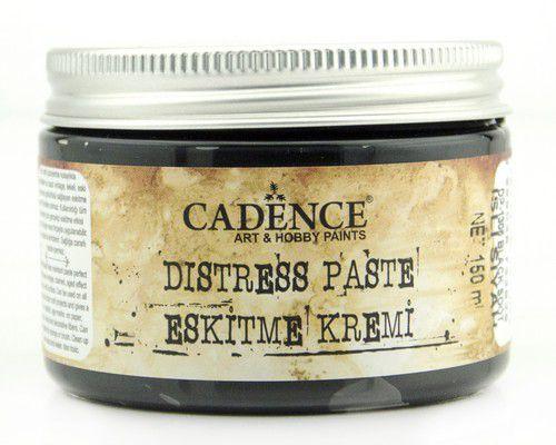 cadence distress paste black soot 01 071 1305 0150 150 ml