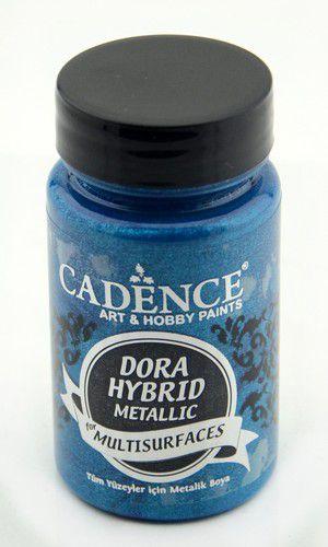 cadence dora hybride metallic verf blauw 01 016 7134 0090 90 ml