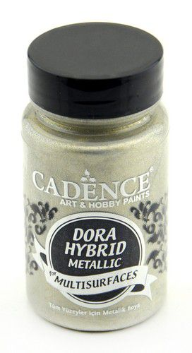 cadence dora hybride metallic verf platinum 01 016 7137 0090 90 ml
