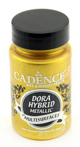 cadence dora hybride metallic verf rich gold 01 016 7136 0090 90 ml