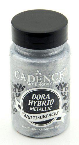 cadence dora hybride peinture mtallique argent 01 016 7132 0090 90 ml