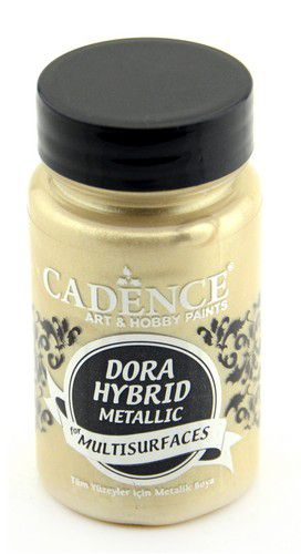 cadence dora hybride peinture mtallique champaigne 01 016 7172 0090 90 ml