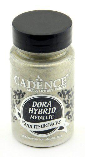 cadence dora hybride peinture mtallique platine 01 016 7137 0090 90 ml