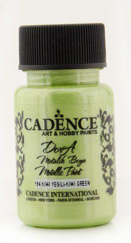 cadence dora metallic verf kiwi groen 01 011 0194 0050 50 ml