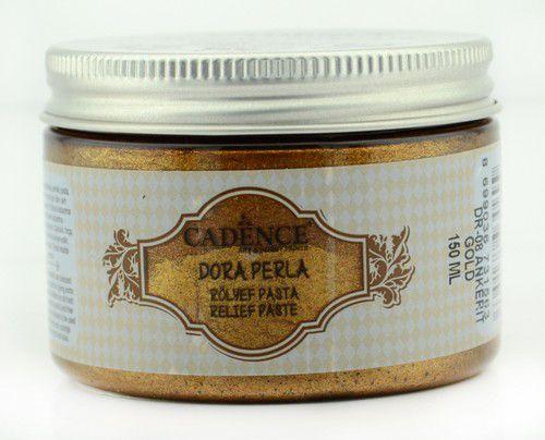 cadence dora perla met relief pasta ankerit gold 01 083 0008 0150 150 ml
