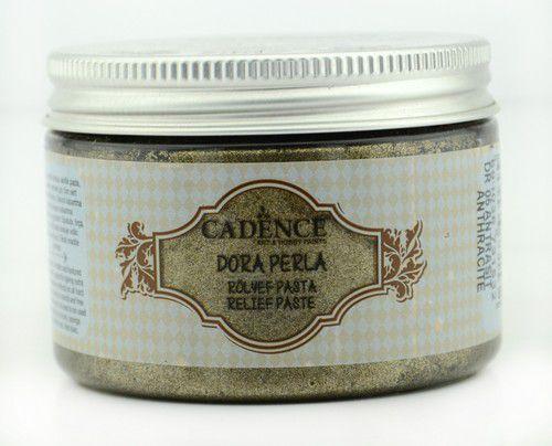 cadence dora perla met relief pasta anthracite 01 083 0005 0150 150 ml