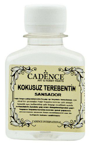 cadence geurloze terpentine 01 110 0002 0100 100 ml