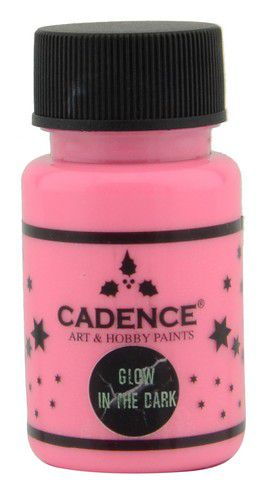 cadence glow in the dark roze 01 009 0579 0050 50 ml 0321