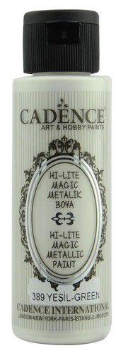 cadence hilite metallicfarbe grn 01 019 0389 0070 70 ml 0321