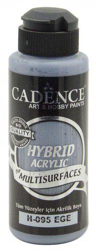 cadence hybride acrylverf semi mat agean blauw 01 001 0095 0120 120 ml