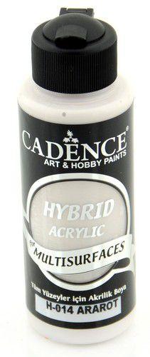 cadence hybride acrylverf semi mat arrowroot 01 001 0014 0120 120 ml