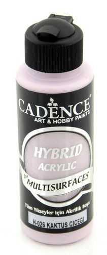 cadence hybride acrylverf semi mat cactusbloem 01 001 0026 0120 120 ml