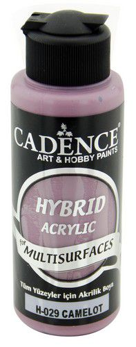 cadence hybride acrylverf semi mat camelot bruin 01 001 0029 0120 120 ml