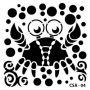 Cadence Mask Stencil CSA - Crab 03 038 0004 15X15 (10-21)