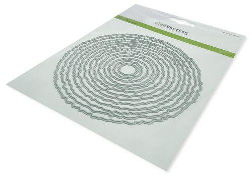 craftemotions big nesting die deckle circles card 150x160 132cm 0621