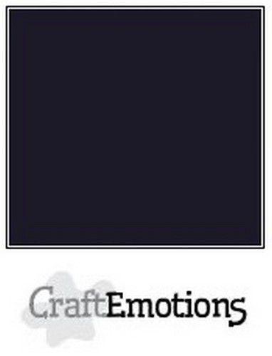 craftemotions carton lisse 100 pc noir 305x305cm 250gr sc58