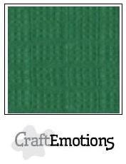 craftemotions linge carton 10 pc feuille verte 305x305cm lc63
