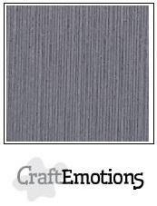 craftemotions linge carton 10 pc granit gris 305x305cm lc74