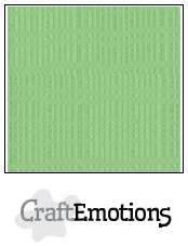 craftemotions linge carton 10 pc pistache 305x305cm lc64