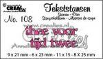 dies text nl