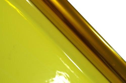 haza cellophane jaune 70x500cm