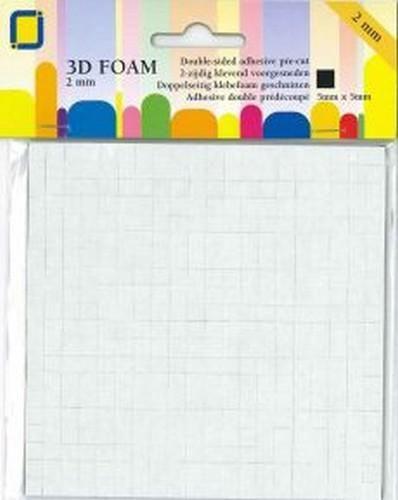 jeje foam dots noir 2 mm box 1 pk 170 pk 33142