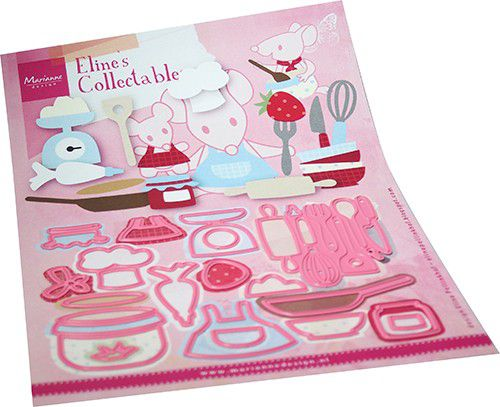 marianne d collectables elines kitchen accessories col1493 128x91mm 0421
